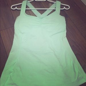 Lululemon top size 8, fits small.